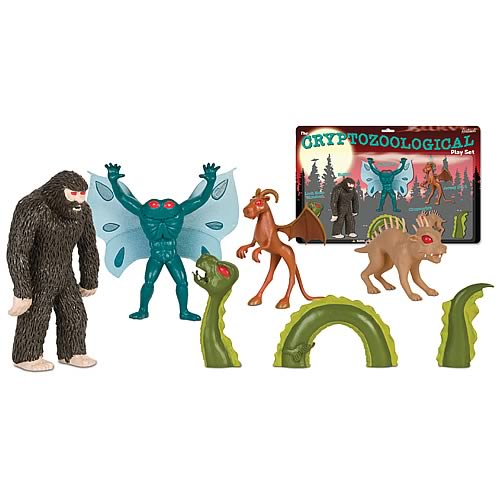 Cryptozoological Figure Set