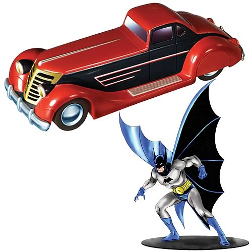 diecast car of batman mobile batmobile