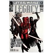 Star Wars: Legacy #1 Comic Book