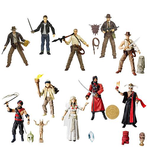 Indiana Jones Action Figures Wave 4