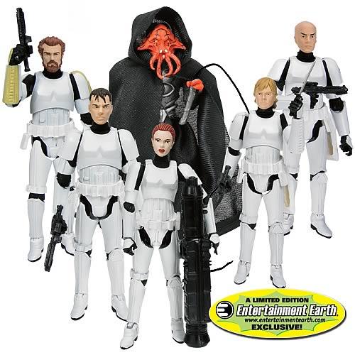 EE Exclusive Star Wars Joker Squad Action Figures