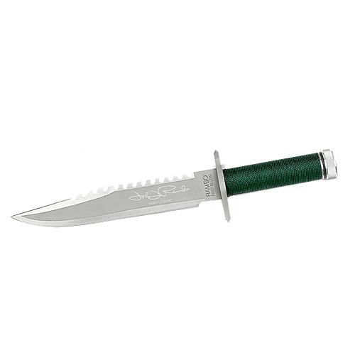 Rambo I Signature Edition Survival Knife Replica