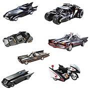 Batman 1:50 Scale Vehicles Wave 3 Case