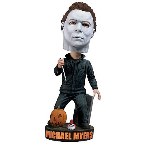 Halloween Michael Myers Head Knocker