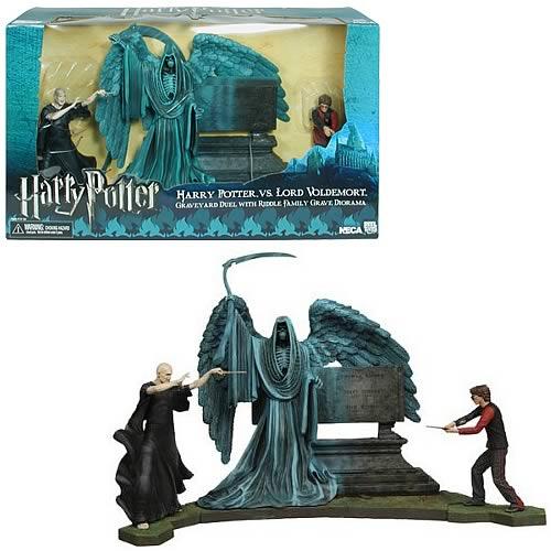 Best Harry Potter Toys And Figures : Harry potter vs voldemort action figure box set