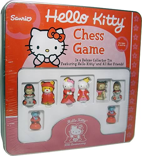 Hello Kitty Chess Coolbuzz