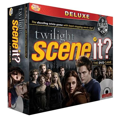Twilight Scene It Game