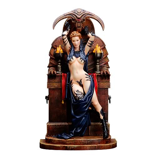 Fantasy Figure Gallery The Sacrifice Statue