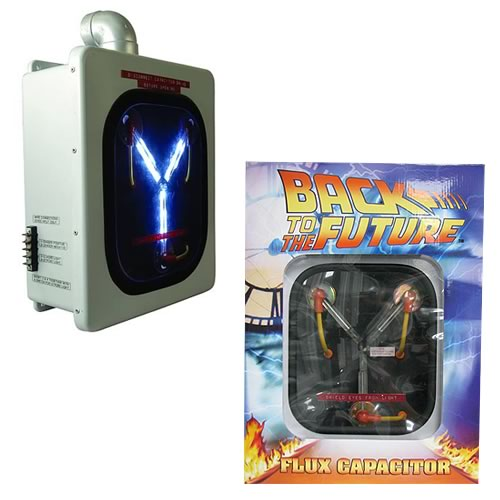 Back To The Future Flux <b>Cap</b>acitor Replica