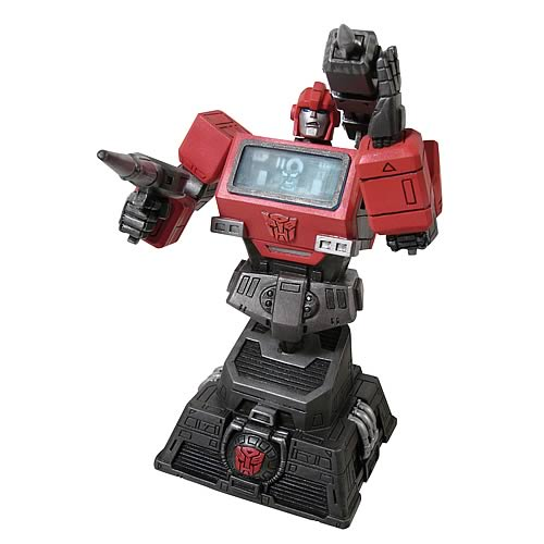 Transformers Ironhide Bust