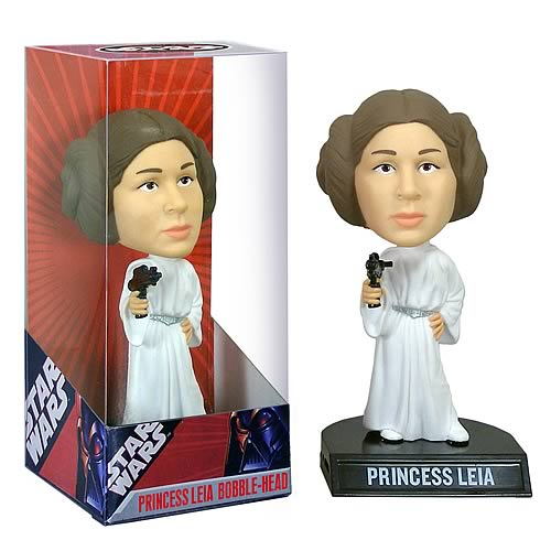 Star Wars Princess Leia Bobble Head