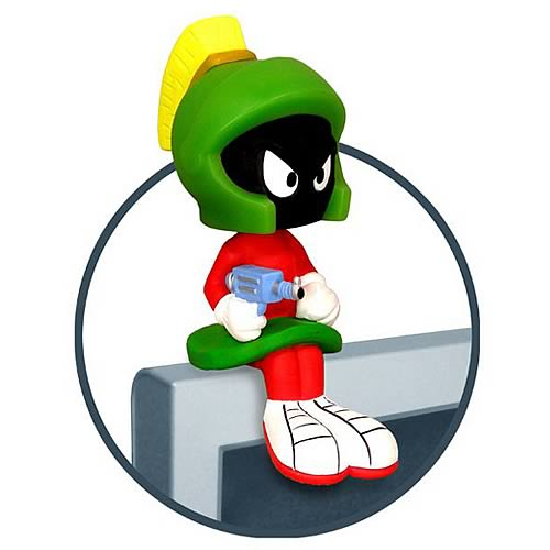 Marvin the Martian Computer Sitter Bobble Head | Gifts For A Geek and Toys