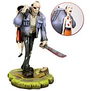 Friday the 13th Jason Voorhees Animated Maquette