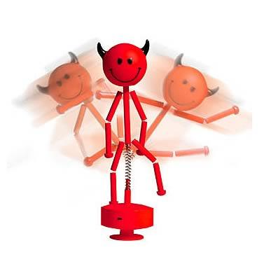 <b>Talking</b> Bop-Oh! Devil