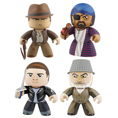 Indiana Jones Mighty Muggs <b>Vinyl</b> Figures Wave 2