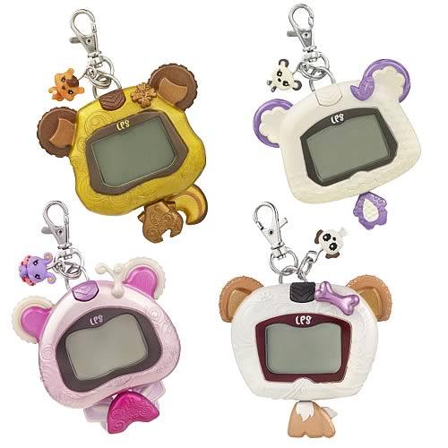 Littlest Pet Shop Digital Pets Wave 2