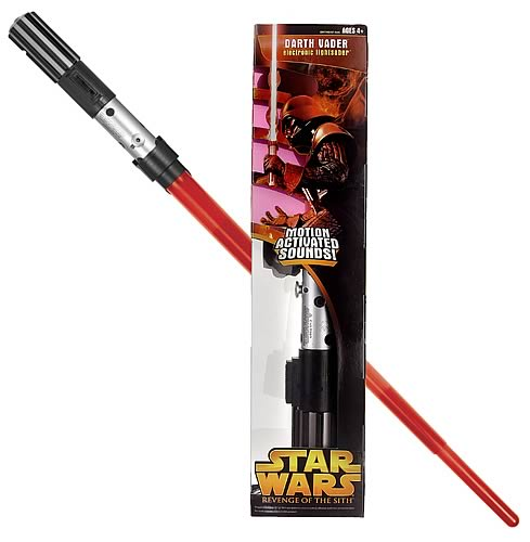 Star Wars Darth Vader <b>El</b>ectronic Lightsaber