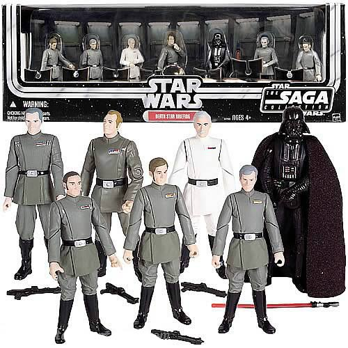 Star Wars <b>Imperial</b> Death Star Briefing Action Figure Set