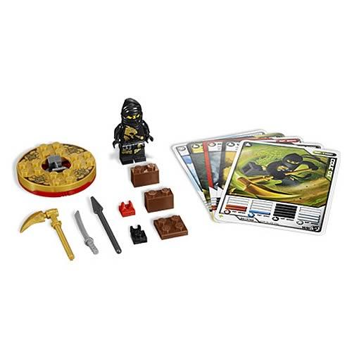 lego ninjago jay dx. LEGO Ninjago 2170 Cole Dx