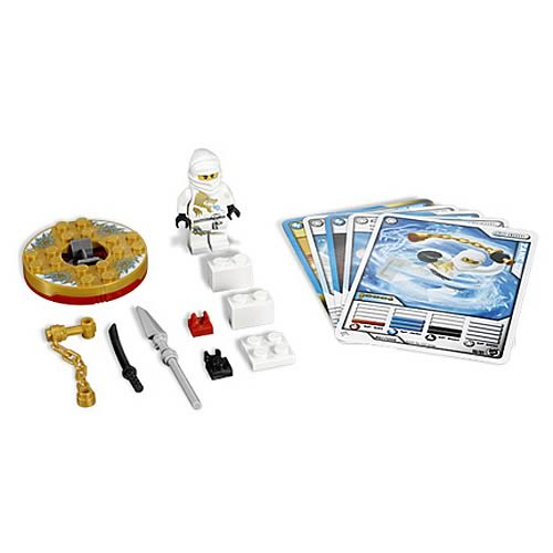 lego ninjago jay dx. LEGO Ninjago 2171 Zane Dx
