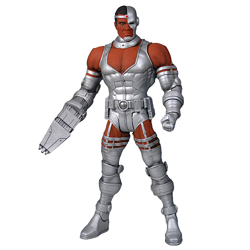 Best Seller. DC Universe Cyborg Action Figure