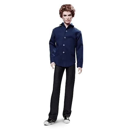 Twilight Breaking Dawn Part 1 Jasper Hale Barbie Doll