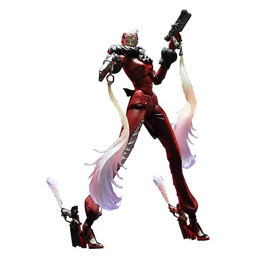 Bayonetta Jeanne Play Arts Kai Action Figure