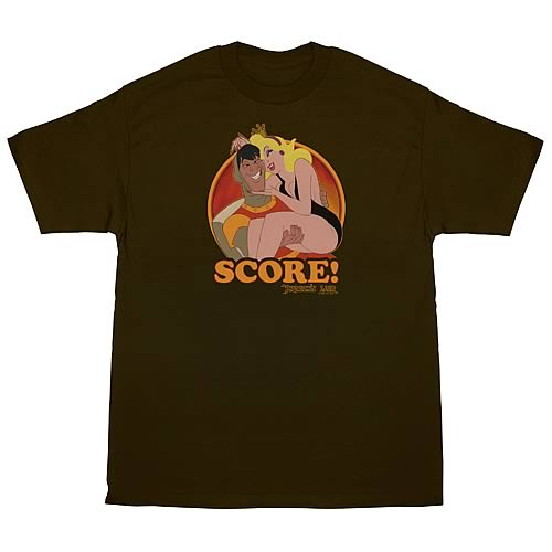 Dragons Lair Score T-Shirt