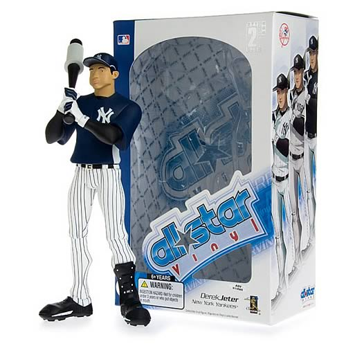 derek jeter home. MLB All-Star Derek Jeter (Home