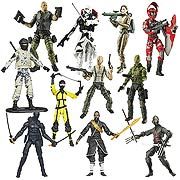 G.I. Joe Retaliation Action Figures Wave 5