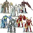 Iron Man 2 Movie Action Figures Wave 1 Revision 1