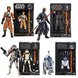 Star Wars Black Series 6-Inch  Action Figures Wave 1 Case