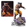 Wolverine Brown Costume Danger Room Sessions Fine Art Statue