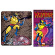 Wolverine vs. Sentinel 1:8 Scale Snap-Fit Model Kit