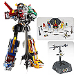Voltron 30th Anniversary Die-Cast Light-Up Action Figure Set