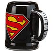 Superman Logo 20 oz. Ceramic Stein