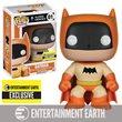 Batman 75th Orange Rainbow Batman Pop! Vinyl - EE Exclusive