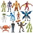 Ben 10 Alien Force Alien Figures Wave 2 Case