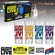 Saturday Night Live 40th Anniversary Shot Glasses Set of 4