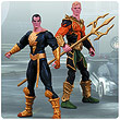 Injustice Aquaman vs. Black Adam Action Figure 2-Pack