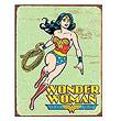 Wonder Woman DC Comics Retro Tin Sign