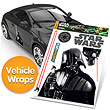 Star Wars Darth Vader FanWraps Car Decal