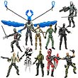 G.I. Joe Retaliation Action Figures Wave 3