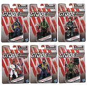 G.I. Joe Specialty Action Figures Set