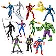 Marvel Universe Action Figures Wave 2 Revision 1