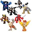Wolverine Movie Superhero Squad Battle Packs Wave 1