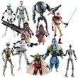 Star Wars Clone Wars Action Figures Wave 7