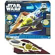 Star Wars Exclusive Vehicle Kit Fisto Jedi Starfighter