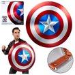 Marvel Legends Captain America 75th Ann. Shield Prop Replica