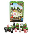 Minecraft Papercraft Animal Mobs 30-Piece Set